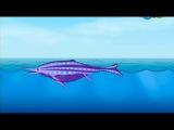 2  сезон  14. Подводная лодка динозавров. Шошана Шонизавр. Какие бывают семьи / Dinosaur Train Submarine: Shoshana Shonisaurus. All Kinds